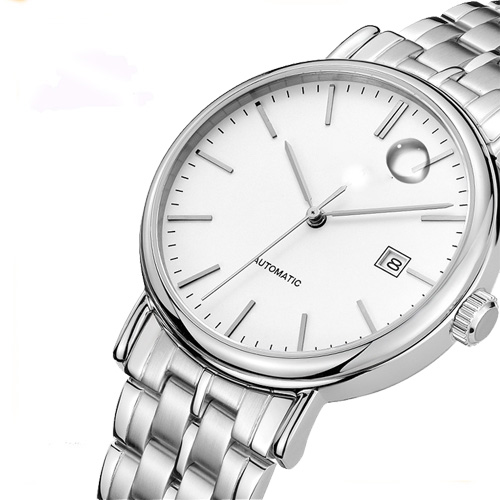 Stainless steel automatic watches