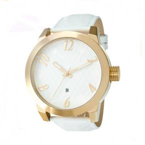 Bigger face quartz women wristwatches