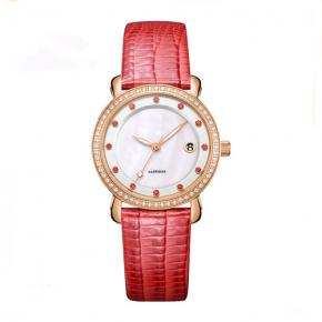 Miyota 2115 quartz movement womans wristwatches