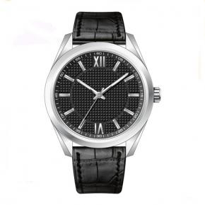 Quartz analog wrist watch