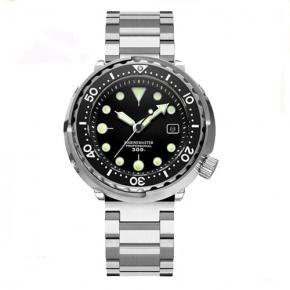 NH35 automatic movement 200m waterproof dive watches